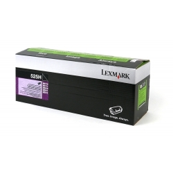 Картридж Lexmark Black Extra High Yield toner 45k для MS812de, MS812dn, MS811dn, MS812dtn 52D0XA0